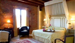 habitaciones con encanto en Noja Isla Cantabria Hotel Posada la Robleda
