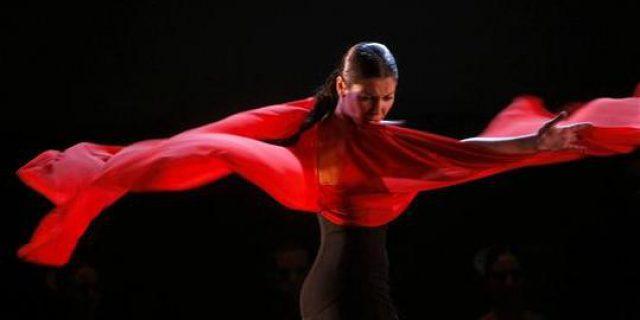 Sara Baras actúa en el Palacio de Deportes de Santander el 20 de Septiembre