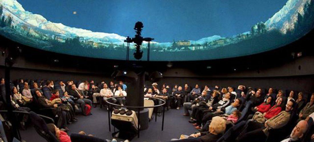 Jornada de Puertas Abiertas en el Planetario de Santander los días 8 y 20 de Agosto