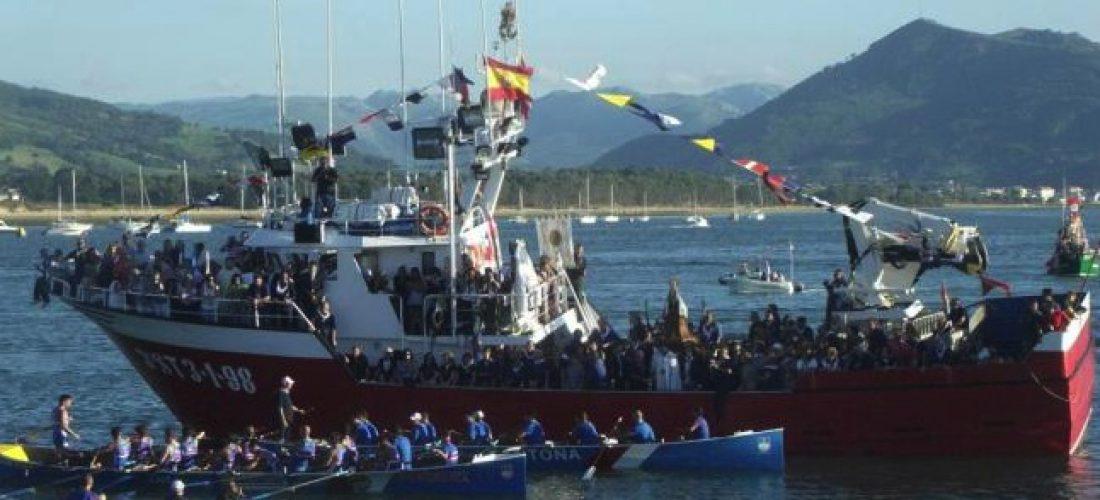 Fiestas de la Virgen del Puerto 2014 en Santoña