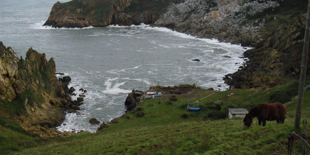 Ruta costera de Suances a Puerto Calderón