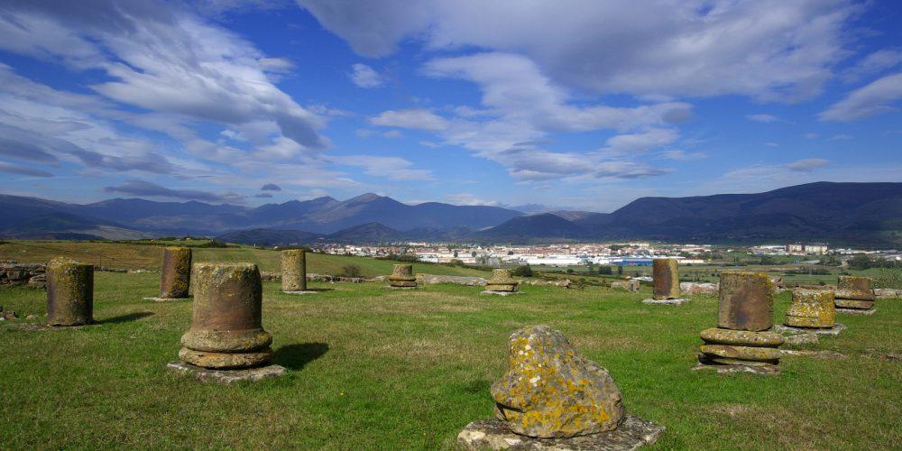Ciudad romana de Julióbriga